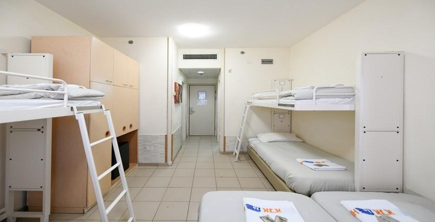 Agron Jerusalem - Family room