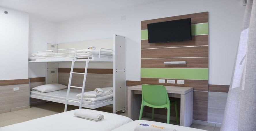 Family room - HI Beit Shan