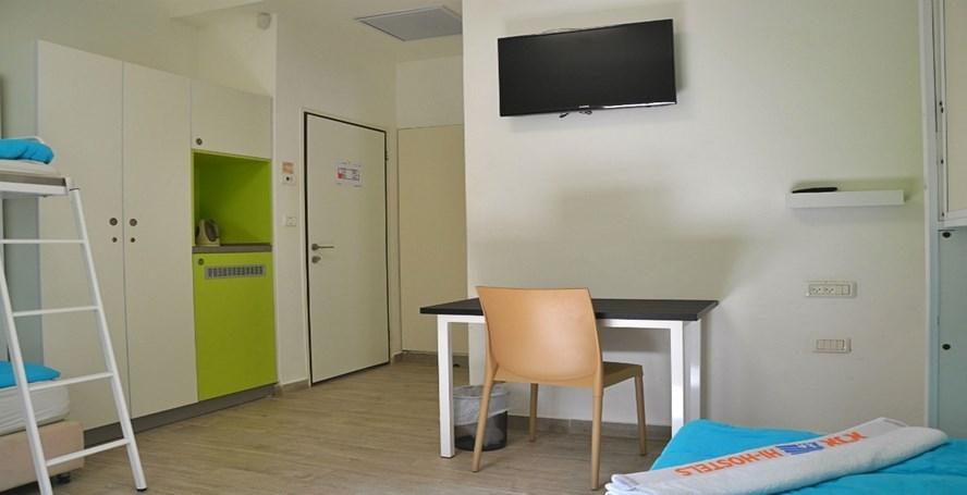 HI Bnei Dan - Tel Aviv - Normal Room