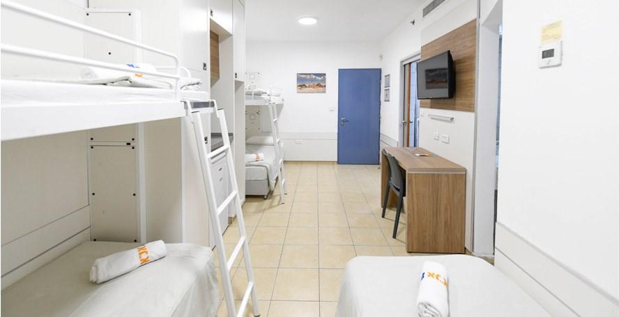 HI Bnei Dan - Tel Aviv - Family room