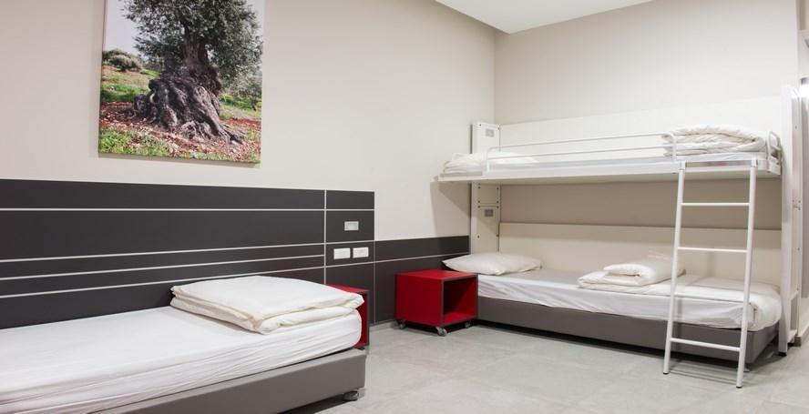 HI Haifa - Family room