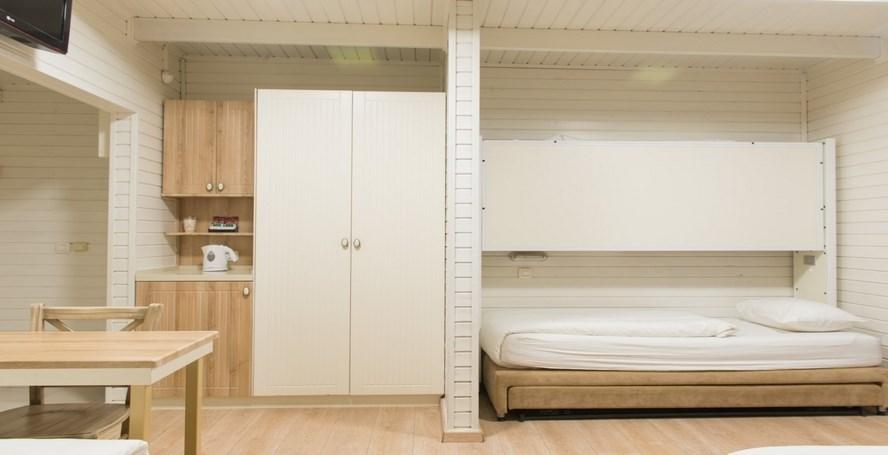 HI Poria - Wooden cabin