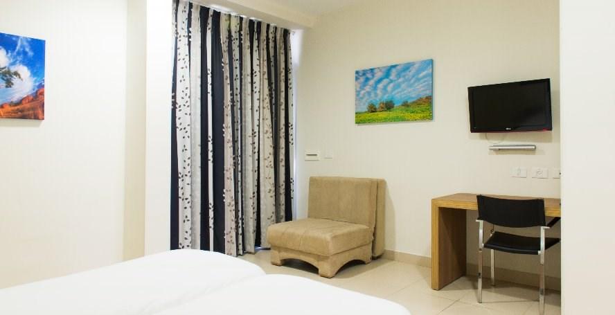 HI Poria - Double room